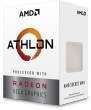 Athlon 200GE 3.2GHz 35W 2C/4T AM4 APU with Radeon Vega 3 Graphics