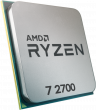 Ryzen 7 2700 3.2GHz 65W 8C/16T 16MB Cache AM4 CPU