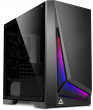 Antec DP301M Dark Phantom m-ATX Gaming Case with Window
