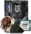 Quiet PC Intel 8th Gen CPU and ATX Motherboard Bundle
