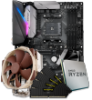 Quiet PC AMD Ryzen CPU and ATX Motherboard Bundle