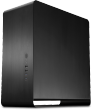 UMX4 Zone Black Compact Midi Tower Aluminium ATX Case