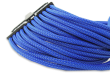 Blue Braided 24-pin ATX Extension
