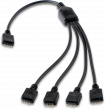 1-to-4 RGB Splitter Cable