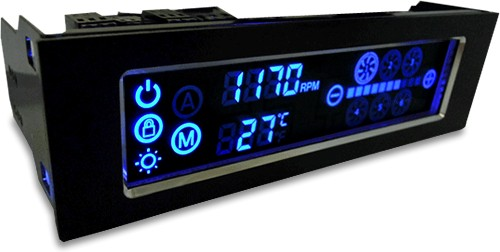 SpeedTouch 6 Fan Controller