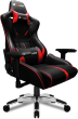 Gelid Warlord Templar Gaming Chair, Red