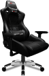 Gelid Warlord Templar Gaming Chair, Black