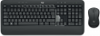 MK540 Advanced Wireless Desktop Keyboard and Optical Mouse