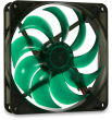 Deep Silence 120mm PWM Ultra-Quiet PC Fan, 650-1500 RPM