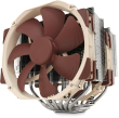 NH-D15 Dual Radiator Quiet CPU Cooler with two NH-A15 Fans