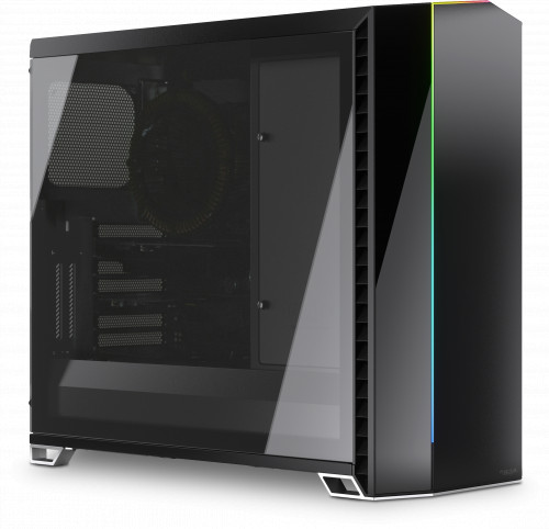 Quiet PC Nofan A890i Silent Desktop